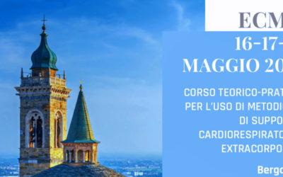 Corso ECMO – Maggio 2019