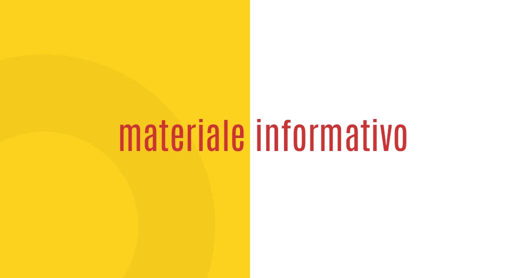 ECMO per la vita-materiale informativo